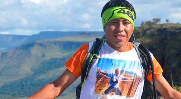 Alexander Ayuso terminó en los 10K de Caracas Rock con tiempo de 39 minutos 19 segundos/Obanova Velásquez