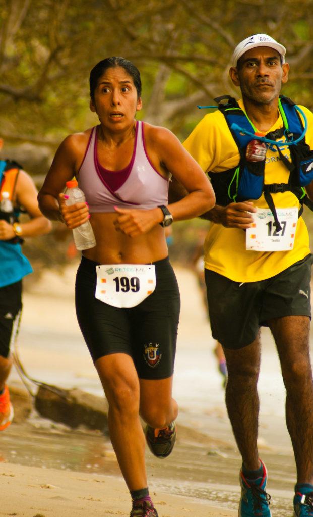 Tanya Pacheco es una de las grandes corredoras de trail y montaña de Venezuela/Retos.info