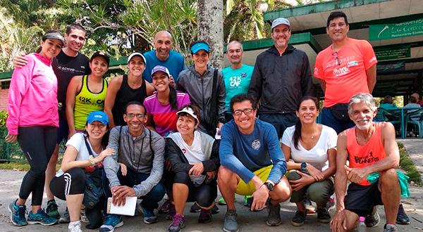 18 puntos de animación tendrá el Maratón Caracas42K/Foto Janett Noto