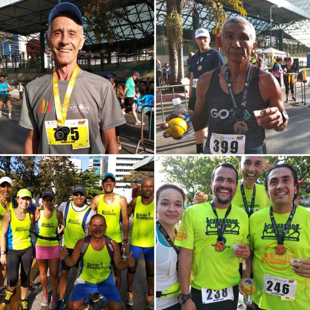 En el Festival.Run se observó la presencia de competidores de distintas partes del país/Foto Janett Noto