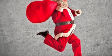Santa Run será una buena oportunidad para compartir en familia y con amigos/Cortesía