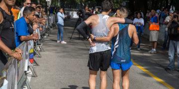 A partir de las 5.55 am de este 8 de marzo, miles de corredores saldrán a dar lo mejor de sí en la tercera edición del Caracas 42K/Cortesía